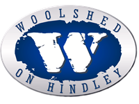 Woolshed on Hindley