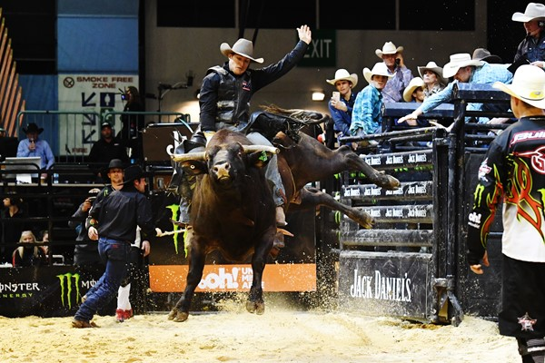 Local Bulls And Rider Set To Star When Pbr Returns To